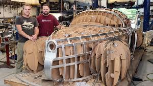 VIDEO: Preston Tucker's great-grandson builds a Tucker Torpedo - The  Morning Call
