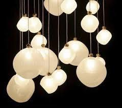 white globe multi pendant lighting