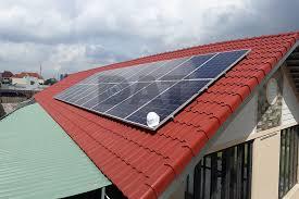 Hệ thống điện mặt trời hòa lưới 5.4kWP cho hộ gia đình tại Biên Hòa
