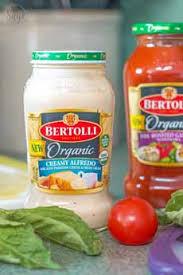 bertolli alfredo sauce the nibble