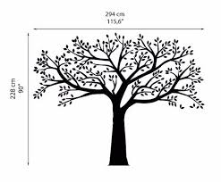 Mctum Brand Family Tree Wall Decals Vinyl Wall Decal Photo Frame Tree Ellaseal