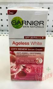 garnier skin naturals ageless white