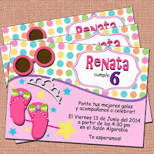 Invitaciones De Fiesta Fashion Dresses