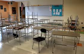 I M Mourning The Sounds Of Kids Arguing In My Classroom The Boston Globe