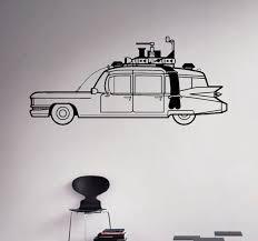Ghostbusters Car Vinyl Decal Supernatural Wall Sticker Nursery Etsy