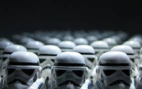 storm trooper wallpaper on wallpapersafari