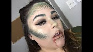 easy snake makeup tutorial
