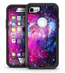 Bright Trippy Space Iphone 7 Or 7 Plus Otterbox Defender Case Skin D Designskinz