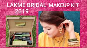 makeup lakme bridal makeup kit 2019