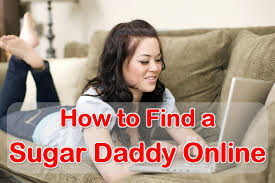 how to find a sugar daddy on