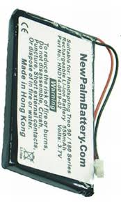 Battery for Palm Handspring Treo 180