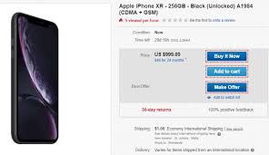 deals on iphone xs max