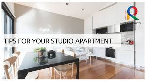 Tips For Your Studio Apartment Renodots