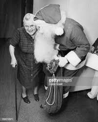 DEC 18 1973, DEC 19 1973; Santa Claus was a welcome sight Tuesday to...  News Photo - Getty Images