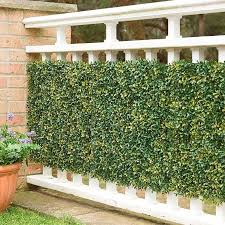 Faux Greenery Outdoor Privacy Panels Faux Greenery Outdoor Outdoor Privacy Panels Outdoor Privacy