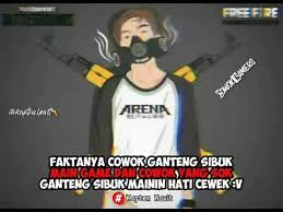 quotes cowok gamers
