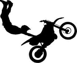 Ktm Dirt Bike Extreme Sports Racing Sticker Vinyl Decal Wall Etsy