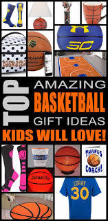 top basketball gifts kids will love