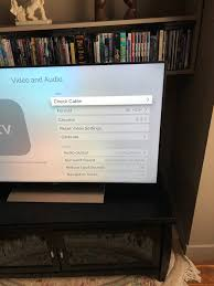 Help for Apple TV 4K and Sony XBR-49X900E – Notes from MWhite