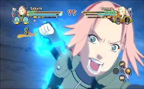 XBOX 360) Team 7 vs Legendary Sannins Naruto Ultimate Ninja Storm ...