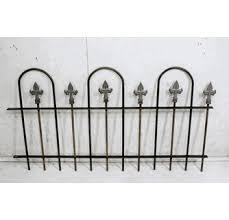 Aif Old World Fence Panel 2ft Triple Hoop Bulk Discount