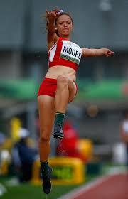 Ashlee Moore Photos Photos - IAAF World Junior Championships: Day ...