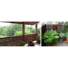 Mgp 36 In H X 96 In W Willow Twig Garden Fence Wtf 3 The Home Depot