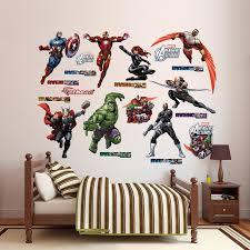 Fathead Realbig Marvel Avengers Assemble Wall Decal Reviews Wayfair