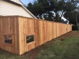 Okc Residential Fence Services Oklahoma City Fence Contractors