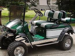 Golf Cart 15 9 Stripe Stripes Graphics Decal Decals Kart Ezgo Club Car Ebay Golf Carts Used Golf Carts Hood Stripe