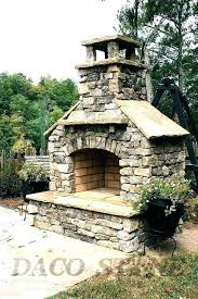 remarkable small brick backyard grill