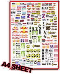 Slot Car Decal Set Small Sticker Race Logos Scalextric Plafit 1 24 1 32 1 43 For Sale Online
