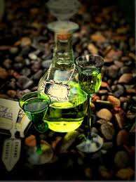 absinthe the green fairy whats