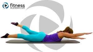 10 minute abs workout at home pilates