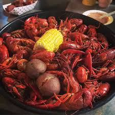 Cooking Channel Crawfish Boil