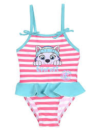 paw patrol baby swimmers everest