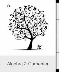 algebra 2 carpenter free course by