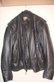 leather jacket coat fxrg xl 98508 99vm