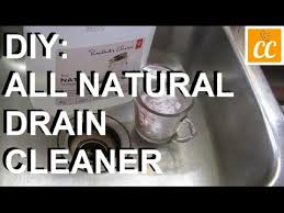 ing non toxic drain cleaner