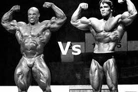 "JBH News on Twitter: ""Ronnie Coleman VS Arnold Schwarzenegger. Who is the  real G.O.A.T.? https://t.co/jK0627GudG… """