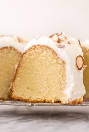almond amaretto pound cake recipe