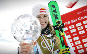 World cup gold for swiss skier-cross Athlete Fanny Smith | News ...