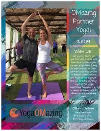 omazing partner yoga yoga work in