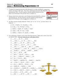balancing chemical equations kahoot