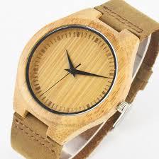 braided leather watch bracelet handmade