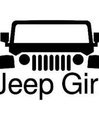 Jeep Girl Decal Design 1 Decal Depot Net