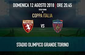 Trapani vs Cosenza Coppa Italia 2018/2019