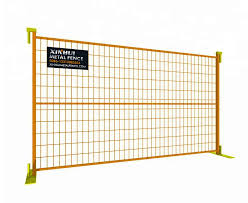 6 10 Ca Temporary Fencing Sale China Ca Temporary Fencing Manufacturer