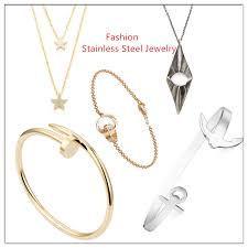 snless steel jewelry care cold