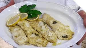 Easy Baked Fish Recipe - YouTube
